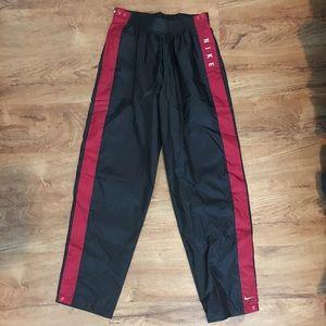 NIKE Athletic track pants